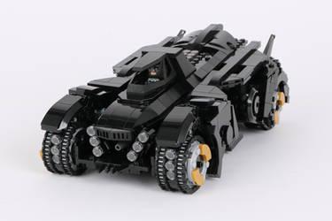 LEGO Arkham Knight Batmobile 01