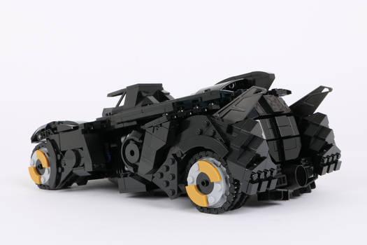 LEGO Arkham Knight Batmobile 03