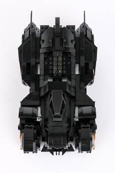 LEGO Arkham Knight Batmobile 04