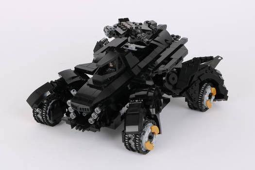 LEGO Arkham Knight Batmobile 05