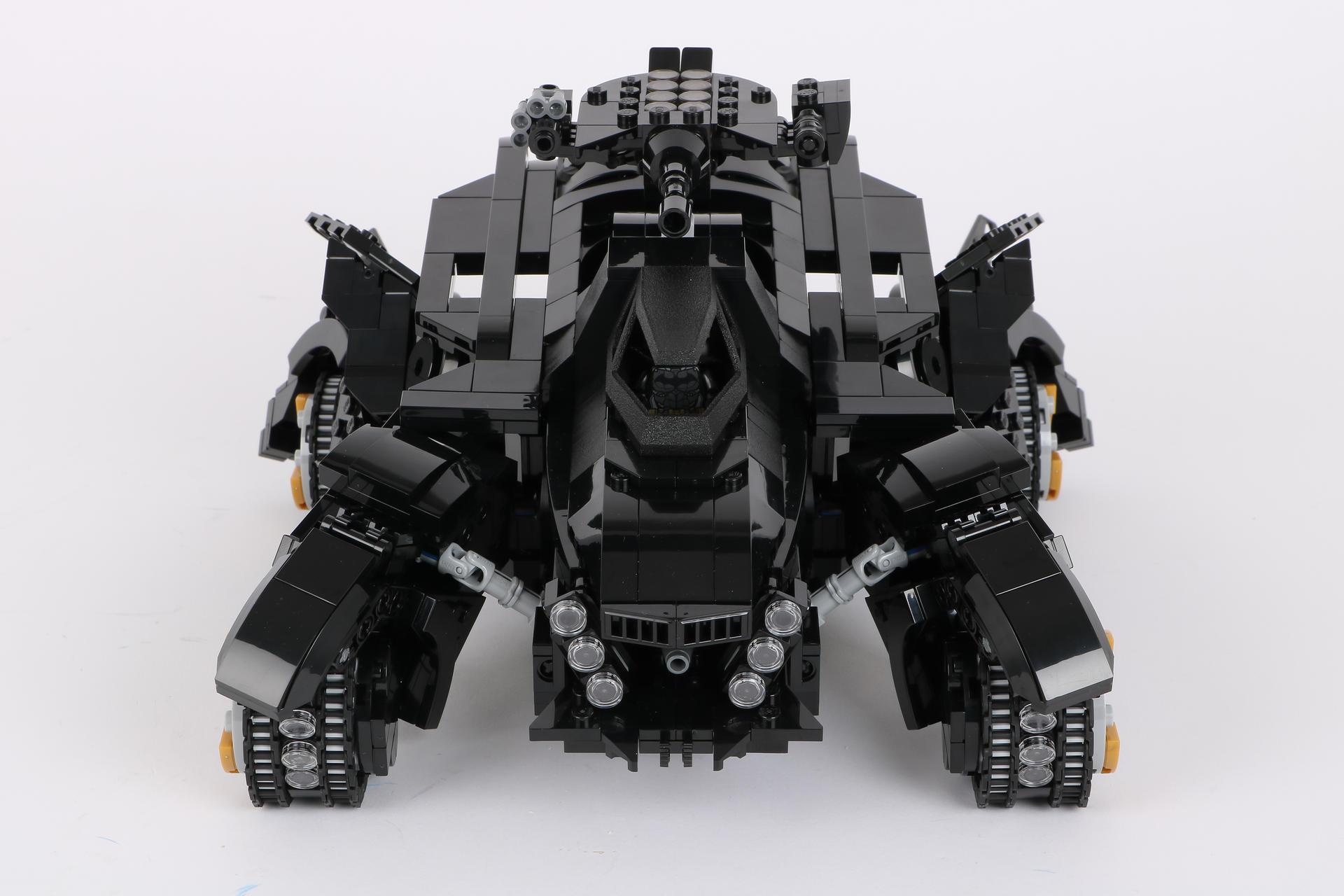 LEGO Arkham Knight Batmobile 06