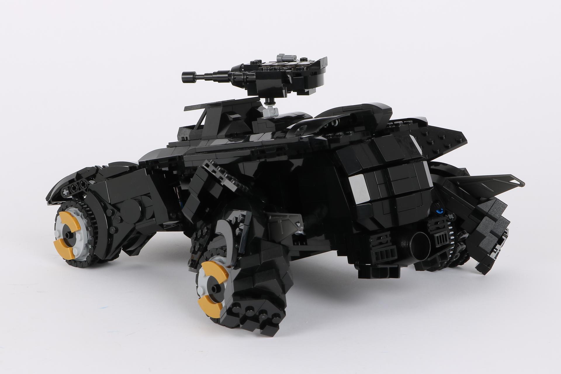 LEGO Arkham Knight Batmobile 07