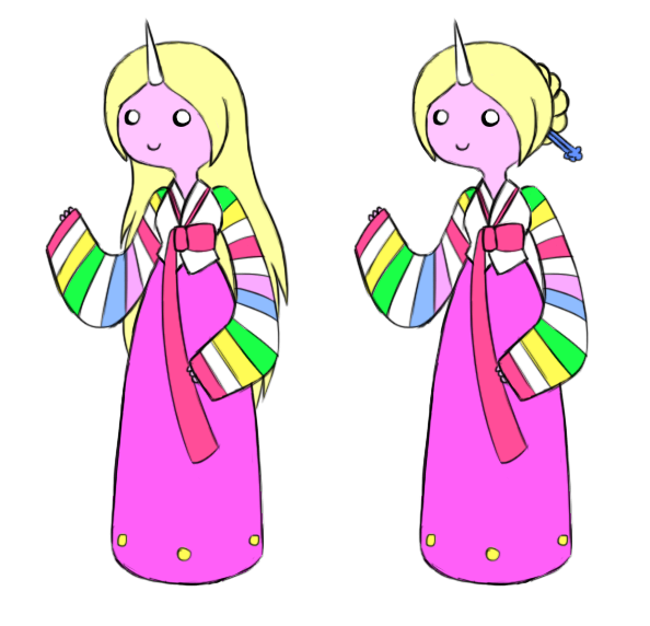 Human Rainicorn Design by limecakey