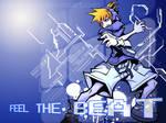 Neku - Feel The Beat wallpaper