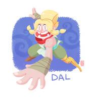 Dal (Rising Sand fanart) by DEEB-Art