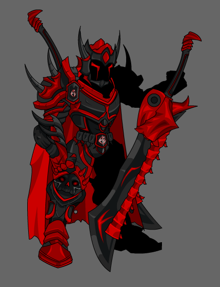 Exalted Destiny Slayer (V1) and Hellion's Reborn by DrudgeIsSaw