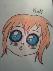 Kali- How cute.