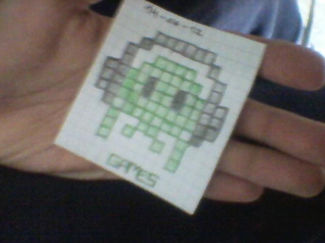 dibujo de games y musick by gonzalomoya