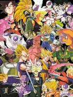 poster de dragon ball z by gonzalomoya