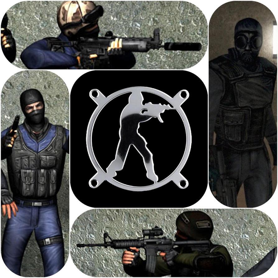 counter strike 1.6 antiterroristas by gonzalomoya