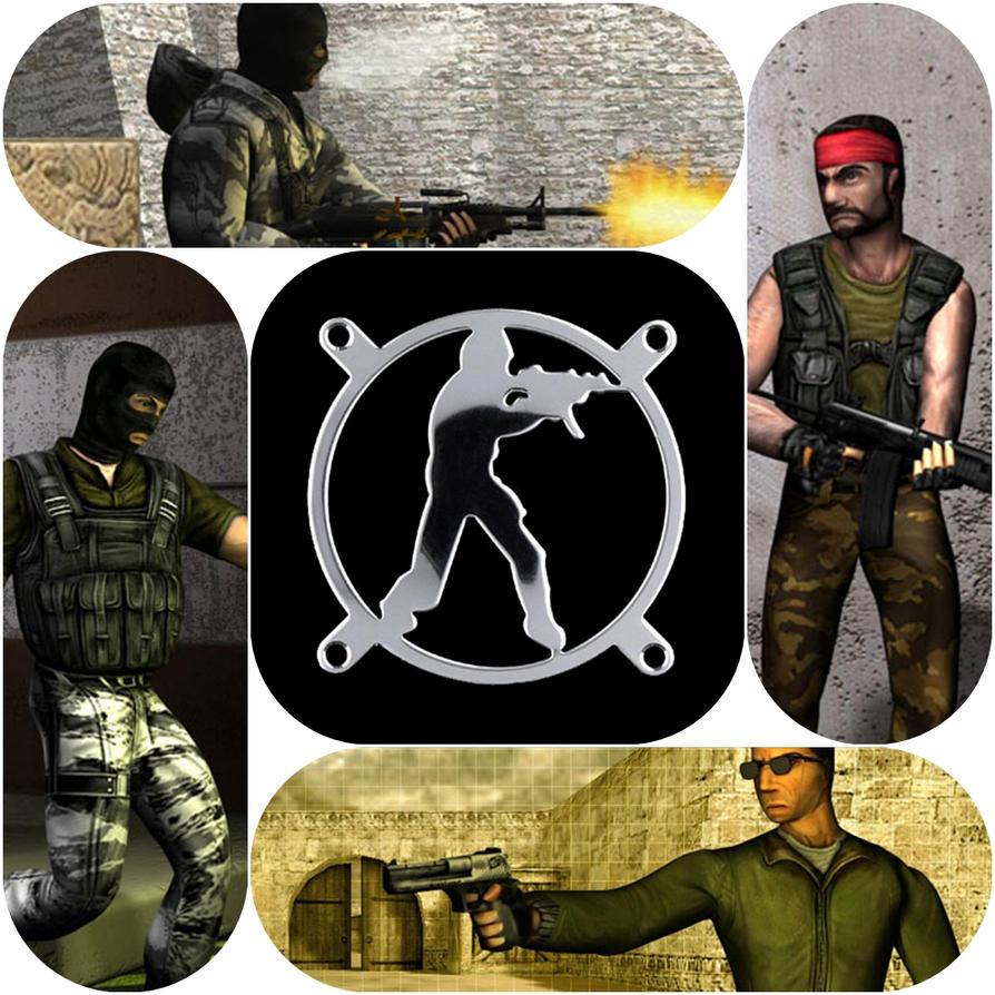 counter strike 1.6 terroristas by gonzalomoya