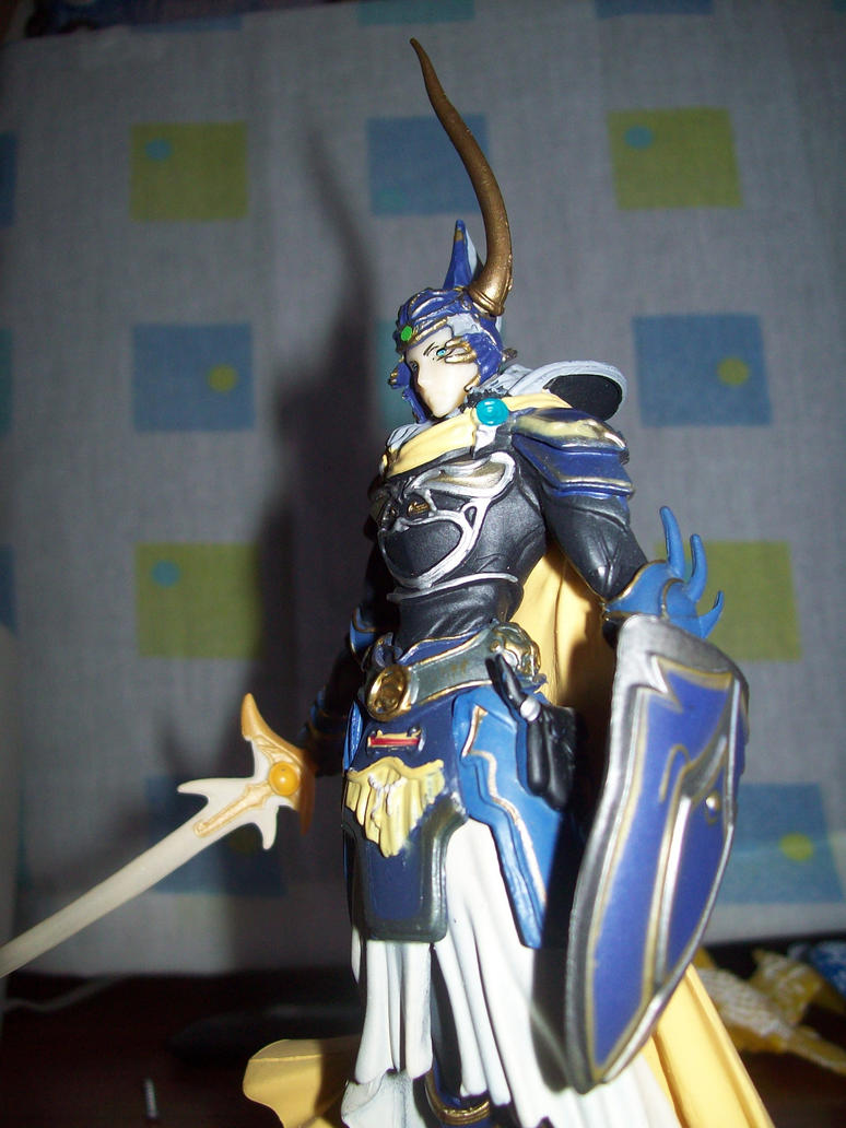 final fantasy (warrior) by gonzalomoya