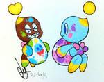 Little Artists +Easter 2019+ by LadyLuckyLu