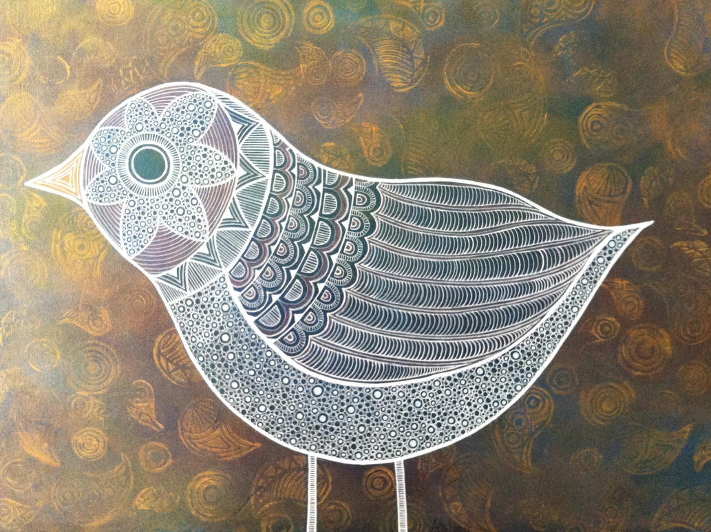 Whitebird by acwaltz