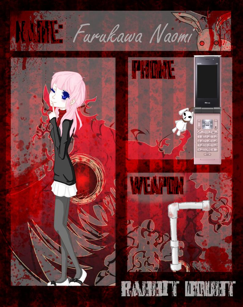 Rabbit Doubt: Furukawa Naomi by yukicaster