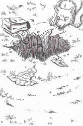 Inktober 18:Trap