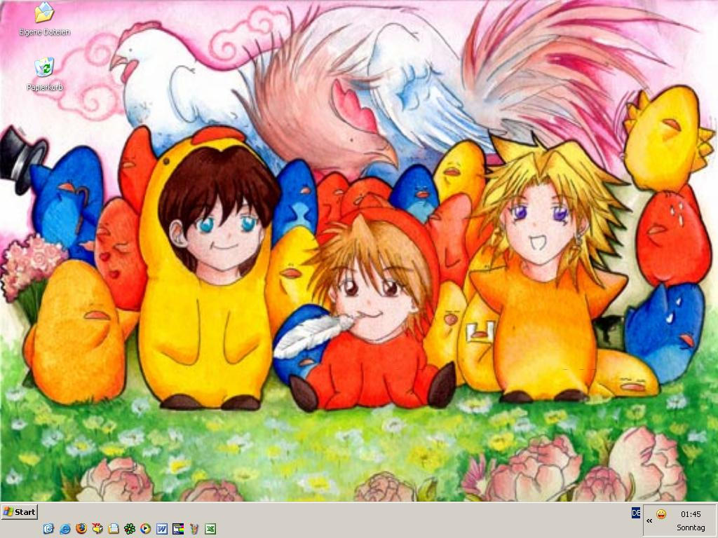Desktop 1 by Jumiko