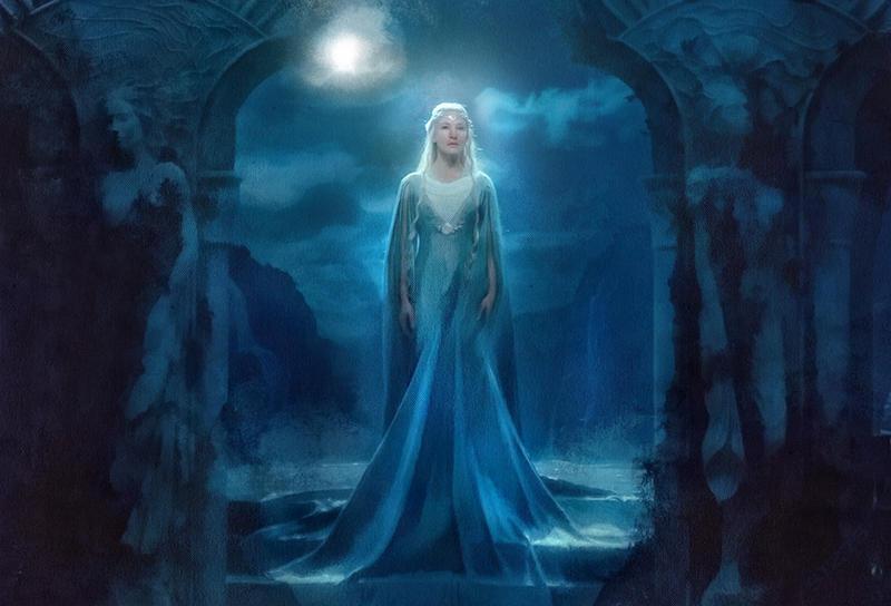 Lady Galadriel by SweetLittleVampire on DeviantArt