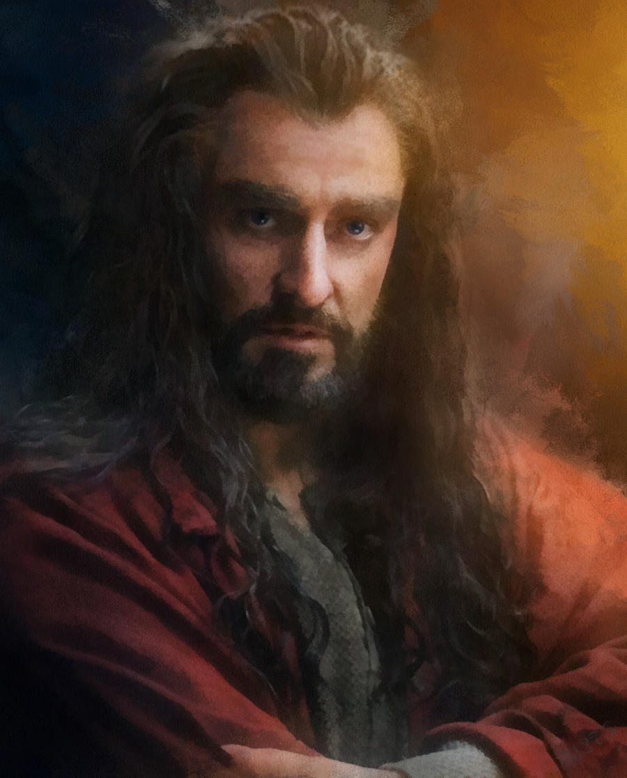 Thorin Oakenshield++ by olga51275