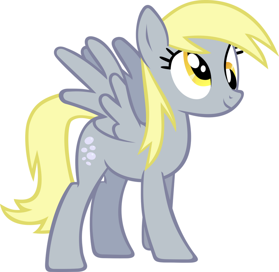 derpy hooves by freak0uo on DeviantArt