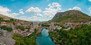 Grad Mostar by mister-kovacs