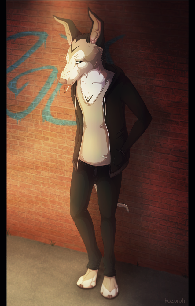 wtf you know about being a gangsta by Kazoruh