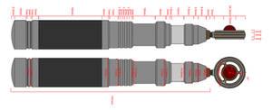 sonic screwdriver plan