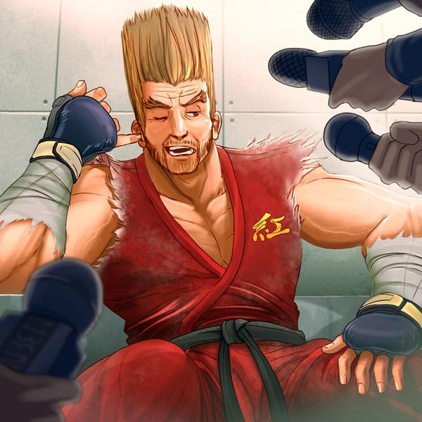 UFS Tekken 6: Paul Phoenix by rubendevela