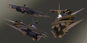 Airship design by rubendevela