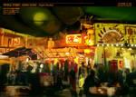 Hong Kong: Temple Street Night Market