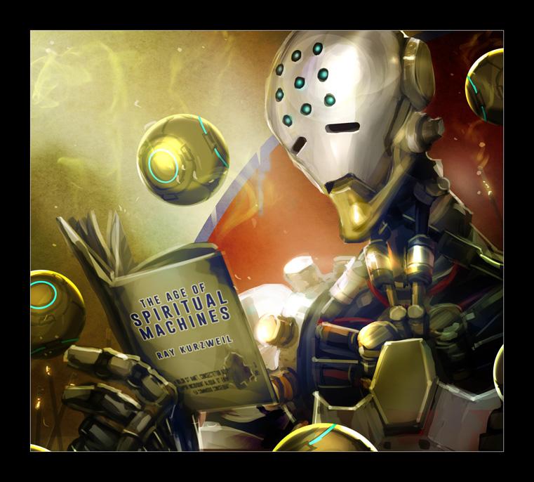 Overwatch has developed quite a fan art following     | NeoGAF