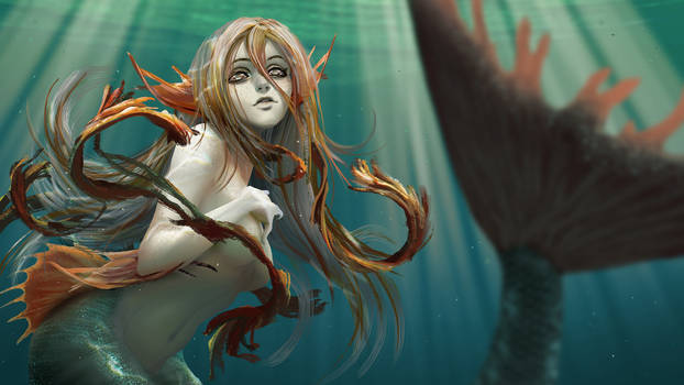 Mysterious Legends and Creatures: Mermaids