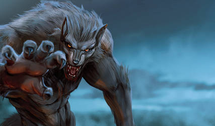 Mysterious Legends and Creatures: The Werewolf