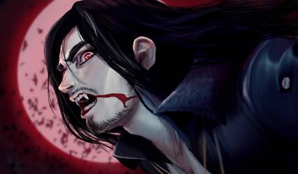 Vampire! by rubendevela