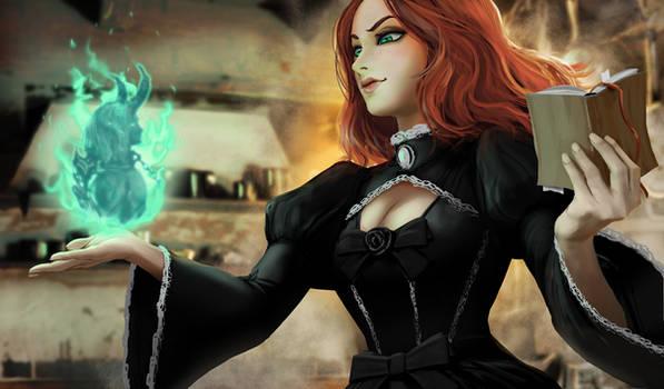 The Witch of Kilkenny