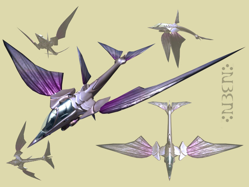 Fremen Ornithopter by rubendevela