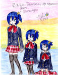 Request: Rikka Takanashi Age Regression