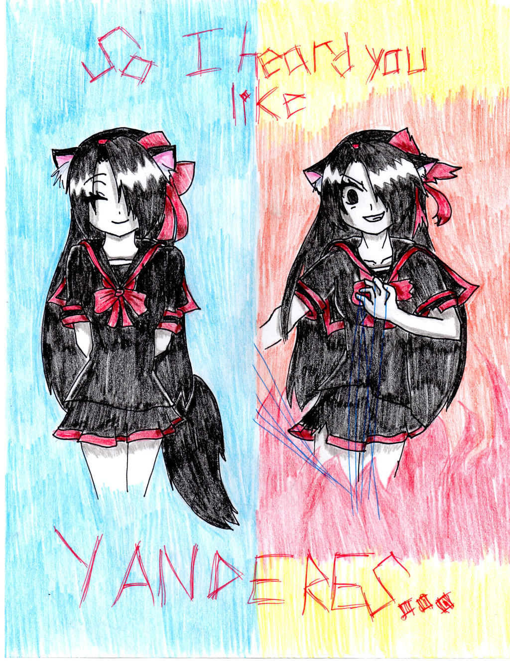 So I Heard You Like Yanderes... by MitsukiChan313