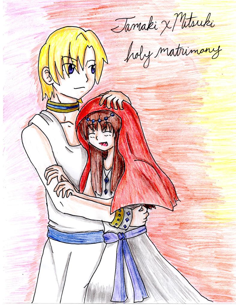 Sanctus Matrimonius (Holy Matrimony) by MitsukiChan313