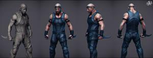 Riddick Turnaround
