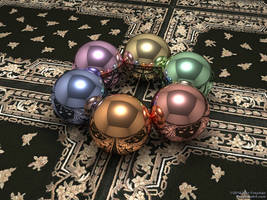 Wada spheres on carpet