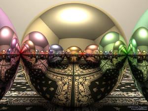 Wada spheres on carpet 2