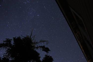 Starry Night at Big Bear by bryceguy72