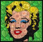 Marilyn's Fractal Flowers