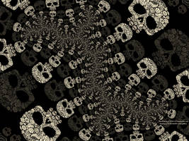 Sugar Skull Factory by bryceguy72
