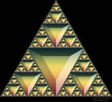 Sierpinski Tiles by bryceguy72