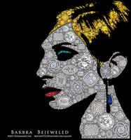 Barbra Bejeweled by bryceguy72