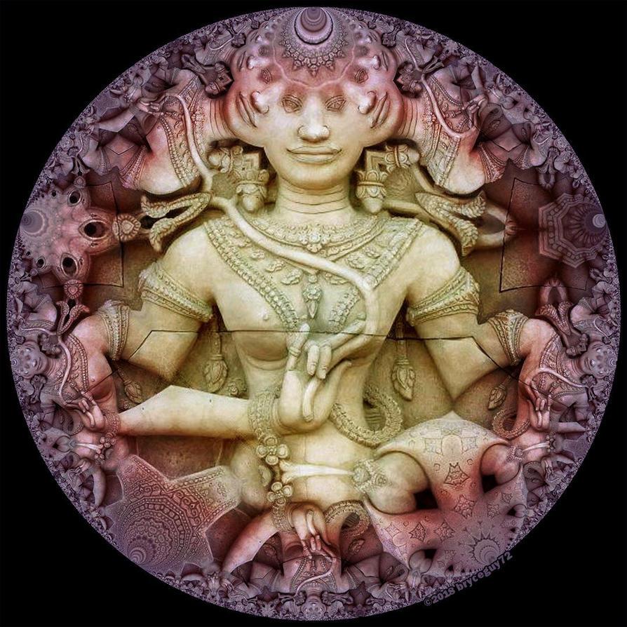 Banteay Srei Disc 2 by bryceguy72