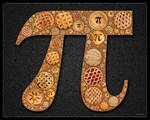 Fractal Pie Pi by bryceguy72