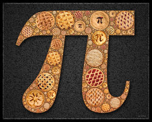 Fractal Pie Pi
